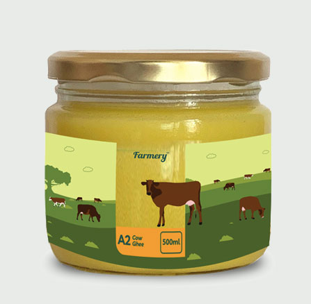A2 Cow Ghee (500 ml)