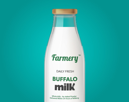 Buffalo Milk - Bottle
